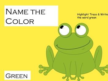 Color Names
