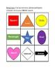 Basic BINGO Bundle - Colors, Shapes, & Numbers! (differentiated&minimal prep!)