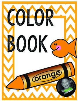 Color Orange Book