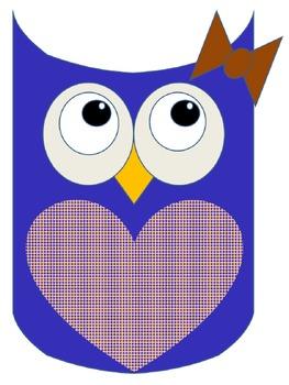Color Owls