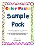 Color Packs Sampler