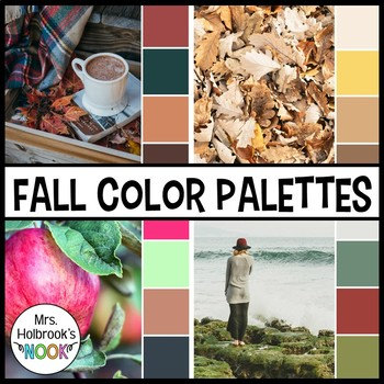 Color Palettes - Fall