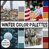 Color Palettes - Winter