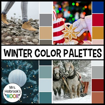 Color Palettes - Winter