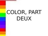 Color Part Deux PowerPoint