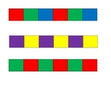 Color Pattern Strips