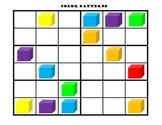 Color Patterns Task