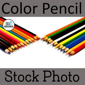Color Pencil Stock Photo #1