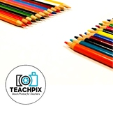 Color Pencil Stock Photo #3