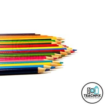 Color Pencil Stock Photo #2
