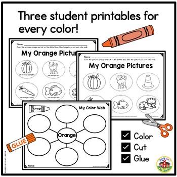Color Picture Web Bundle