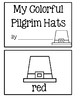 My Colorful Pilgrim Hats