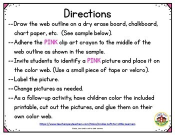 Color Pink Picture Web
