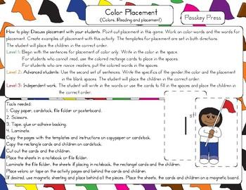Color Placement