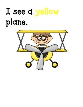 Color Planes
