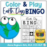 Color & Play: Earth Day BINGO