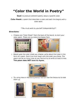 Color Poem Learning Center