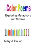 Color Poems: Exploring Metaphors and Similes
