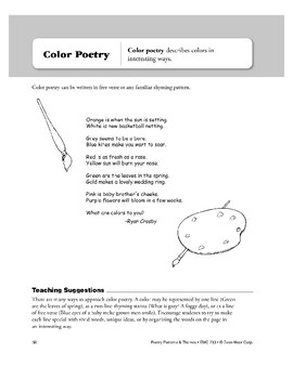 Color Poetry