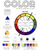 Color Poster - Elements of Art
