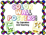 Color Posters=FREEBIE!
