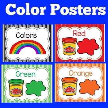 FREE Colors Posters