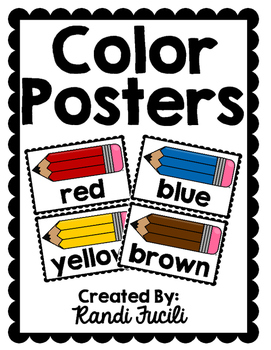 Color Posters