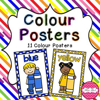 Color / Colour Posters