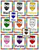 Color Posters (Bug-Eyed Crayons)