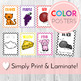 Color Posters Classroom Decor