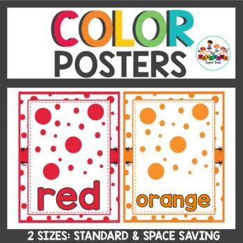 Color Posters Confetti