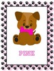 Color Posters Dog Themed