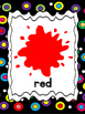 Color Posters - Polka Dots on Black