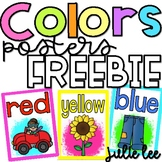 Color Posters FREEBIE