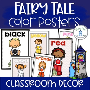 Color Posters - Fairy Tale Theme