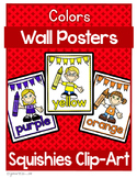 Color Posters - Kids Theme