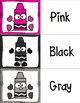 Color Posters: Crayon Theme (With Activities)