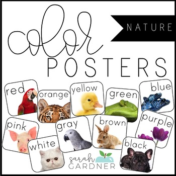Color Posters - Nature