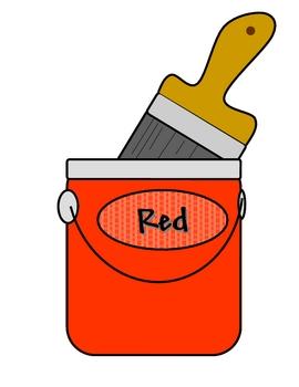 Color Posters - Paint Cans