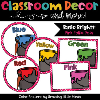 Labels:  Color Posters- Pink