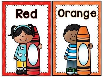 Color Posters (Polka Dot)