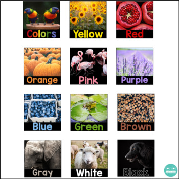 Color Posters Real Pictures (Nature)