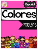 Color Posters SPANISH - Letreros de Colores en Español