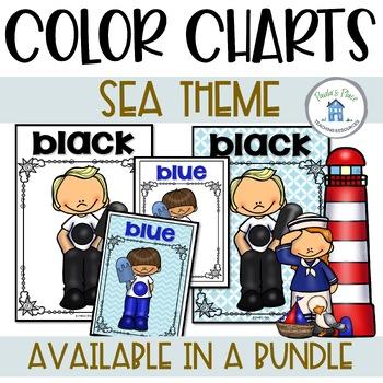 Color Posters Sea Theme