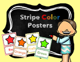Color Posters: Stripes & Stars