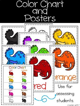 Color Posters and Charts