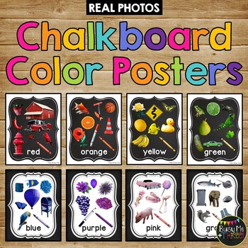 Color Posters and Signs WHITE and CHALKBOARD White Wood Farmhouse