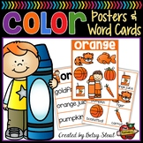 Color Posters and Word Cards