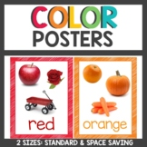 Color Posters in 2 sizes