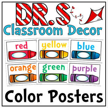 Color Posters in A Dr S Theme